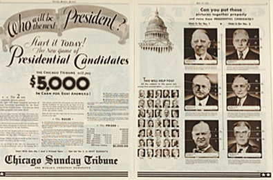 Presidential contest